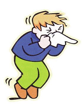 鼻炎是一种常见的耳鼻喉科疾病,炎症会引起身体的各种不舒适,鼻子堵塞图片